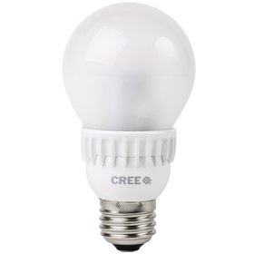 Cree 9.5-Watt (60W) Soft/Warm White (2700K) LED Light Bulb picture