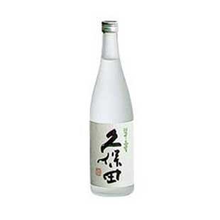 久保田 翠寿 大吟醸酒 生酒 720ml 朝日酒造