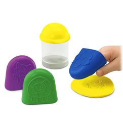 Fisher-Price Made by Me! Handy Stampers (Yellow) - 1