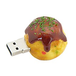FoodDisk Takoyaki 1GB USB Flash Memory Drive by JellyFlash