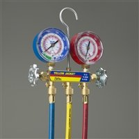 Yellow Jacket 41215 Manifold Gauges W/Hoses HVAC NEW [Misc.]