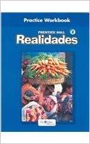 Realidades 2 Practice Workbook