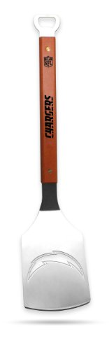 Sportula Products San Diego Chargers Stainless Steel Grilling Spatula