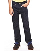 Autograph Stay Dark Straight Leg Jeans