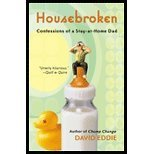 Housebroken - Confessions of a Stay-at-Home Dad (99) by Eddie, David [Mass Market Paperback (2003)]