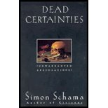 Dead Certainties: Unwarranted Speculations (0140140425) by SIMON SCHAMA