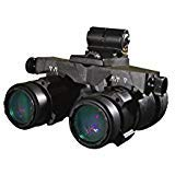 Posterazzi PSTTMO100921M AN/AVS-6 night vision goggles used by the military Poster Print 17 x 11 (Tamaño: 17 x 11)