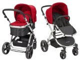 Babyroues LeTour Stroller, Red