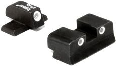 Trijicon Sg03 3 Dot Night Sight Set, Green Front/Orange Rear - Sig P220, P229 - Sg03O