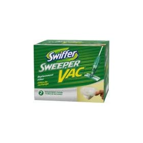 Swiffer Sweeper + Vac, Replacement Filters 2 ea