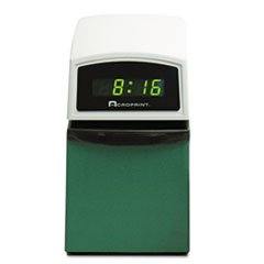 ETC Digital Automatic Time Clock with Stamp (Electric Time Stamp Machine compare prices)