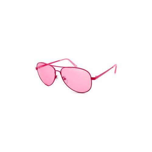Amazon.com: Michael Kors Aviator Sunglasses MKS101-630-58