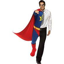 [Superman / Clark Kent Costume] (Superman Clark Kent Halloween Costume)