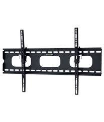 APN Metal Works_TV Wall Mount Bracket for 40 Inches LCD LED Plasma HDTV, Compatible with Sony Bravia, Samsung ,LG, Haier, Panasonic, Color Black