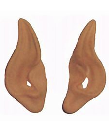 Latex Alien Elf Fairy Goblin Ears Cosplay LARP Unisex