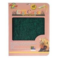 3 PACK CAGE CARPET, Size: 13X48 (Catalog Category: Reptile:SUBSTRATE)