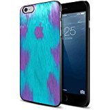 Sully From Monster's Inc for Iphone and Samsung Galaxy Case (iPhone 6 black) (Monsters Inc Galaxy S3 Case compare prices)