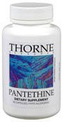 Thorne Research - Pantethine (250Mg) 60C