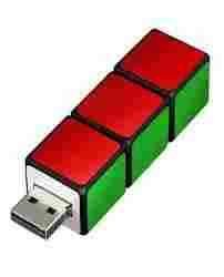 USB Rubik's Cube 4GB- memory stick/drive for XP/Vista/Windows 7/Mac by ZUBER