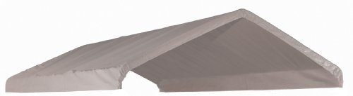 Images for ShelterLogic 10 x 20- Feet Canopy Replacement Cover, Fits 2- Inch Frame