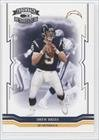 Drew Brees San Diego Chargers (Football Card) 2005 Donruss Throwback Threads #122