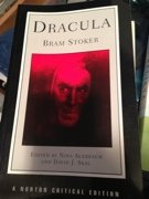 Cover of Dracula (Norton Critical Editions)