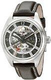 Hamilton Khaki Esqueleto Automático suizo reloj de dial de plata hombre analógico h72515585