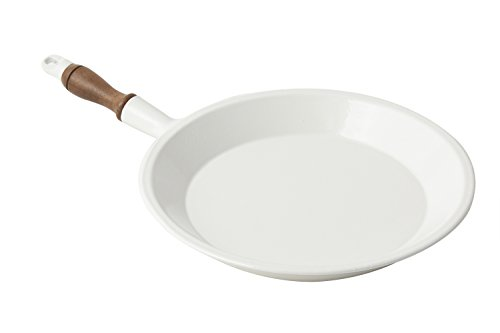 Bon Chef 5004SH Aluminum Crepe Pan with Short Handle, 10