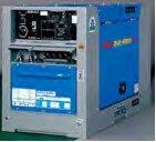 Denyo (デンヨー) ディーゼルエンジン溶接機 DLW-300LS 超低騒音型