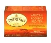Twinings Of London African Rooibos Red Tea(Pack Of 20) [Health And Beauty]