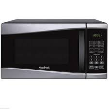 Best Review Of 0.9-cu. Ft. 900-watt Microwave Stainless Steel 1-touch Cooking Features: Popcorn, Pot...