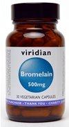 Bromelain 500mg - 30 Vegetarian Capsules