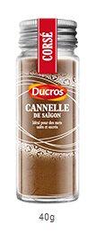 DUCROS - Produits stars - Premium - Cannelle de Saigon - 40 g