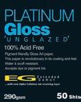 Fotospeed PLATINUM Gloss 290gsm 44