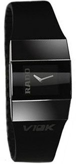 Rado R96548155 V10K Mens Watch -Black Dial Black High-Tech Diamond Quartz