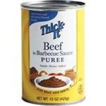 Precision Foods Thick-It Beef With BBQ Sauce - 15 oz (Canned Bbq Beef compare prices)