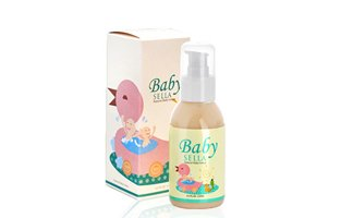 Sella USA Baby Lotion, 120ml