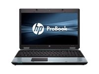 HP ProBook 6550b 39,6 cm (15,6 Zoll) Notebook (Intel Core i5-450M, 2,4GHz, 4GB RAM, 320GB HDD, Intel HD Graphics, DVD, Win 7 Pro)