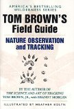 img - for Tom Brown's Field Guide to Nature Observation and Tracking book / textbook / text book