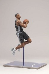 David Robinson #50 San Antonio Spurs Black Uniform McFarlane Hardwood Classics Action... by McFarlane Toys