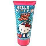 Hello Kitty Cotton Candy 7oz Body Wash Tube - 1