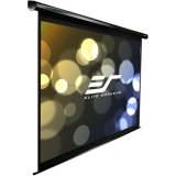 "Elite Screens Vmax92Uwv2 Vmax2 Electric Projector Screen (92 Inch Diagonal 4:3 Ratio 55.2""Hx73.6""W)"