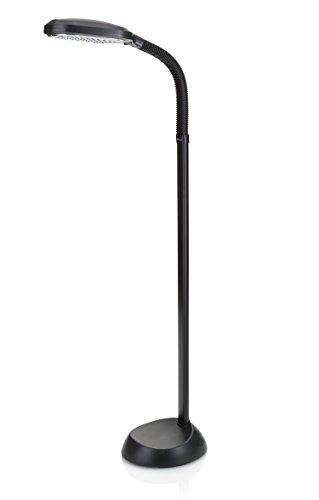 verilux original natural spectrum floor lamp with. Black Bedroom Furniture Sets. Home Design Ideas