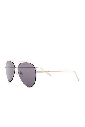 steve-madden-flat-lens-damen-sonnenbrille-gold-smoke