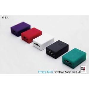 Firestone Audio Fireye Mini ウルトラマイクロヘッドフォンアンプ ブラック