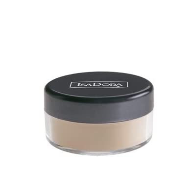 Isadora Mineral Foundation Powder 04 Medium Beige