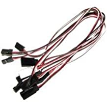 Alcoa Prime 500mm Servo Extension (Servo Lead), 10 Pcs In One Packaging, The Price Is For 10 Pcs