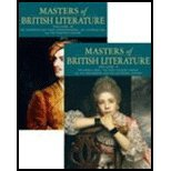img - for Masters of British Literature, Volume A & B (08) by Damrosch, David - Baswell, Christopher - Carroll, Clare - Dettm [Paperback (2007)] book / textbook / text book