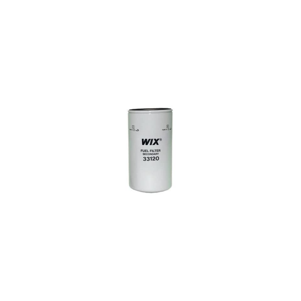 Pack of 1 33881 Fuel WIX Filters Filter Complete In-Line