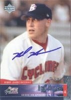 Neal Musser Brooklyn Cyclones - Mets Affiliate 2002 Upper Deck Minor League... by Hall of Fame Memorabilia